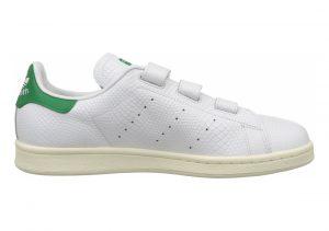 Adidas Stan Smith CF Blanco / Verde