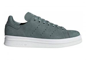 Adidas Stan Smith New Bold Verde (Vernat/Vernat/Ftwbla 000)