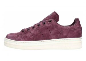 Adidas Stan Smith New Bold Noble Red / Noble Red / Off White