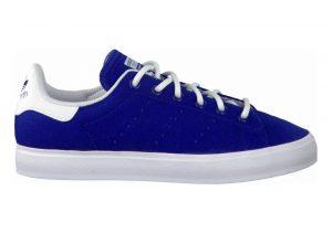 Adidas Stan Smith Vulc Collegiate Royal-collegiate Royal-ftwr White