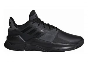 Adidas Streetflow Black/Black/Grey