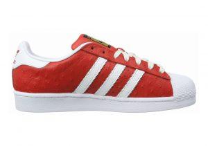 Adidas Superstar Animal RED/WHITE