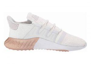 Adidas Tubular Dusk Crystal White/Platino Metallic/White