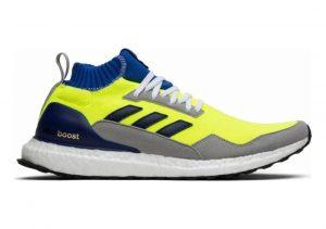 Adidas Ultra Boost Mid Yellow