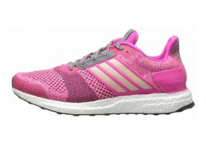 Adidas Ultra Boost ST Pink (Shock Pink/Halo Pink/Mineral Red)