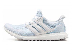 Adidas Ultra Boost Parley White (Ftwbla / Ftwbla / Azuhie)