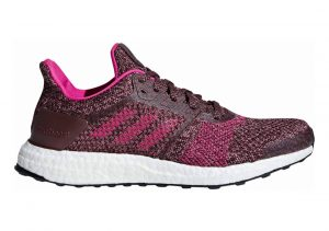 Adidas Ultra Boost ST Night Red/Shock Pink