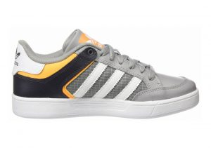 Adidas Varial Low Grey (Mgh Solid Grey/White/Solar Gold)