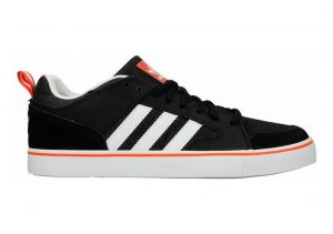 Adidas Varial Low Core Black-ftwr White-solar Red