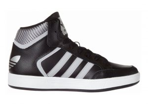 Adidas Varial Mid Black (Core Black/Lgh Solid Grey/Ftwr White)