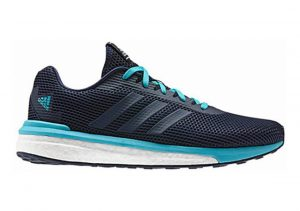 Adidas Vengeful Blue White Turquoise Bb1633