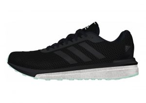 Adidas Vengeful Black/Black/Ice Green F16