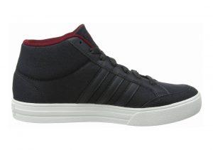 Adidas VS Set Mid Grau (Carbon / Carbon / Buruni 000)