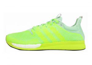 Adidas Adizero Feather Boost GREEN/YELLOW/HWITE