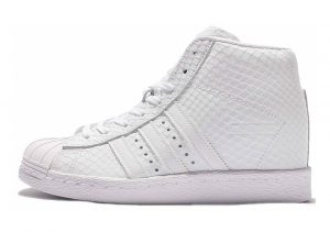 Adidas Superstar UP Blanc