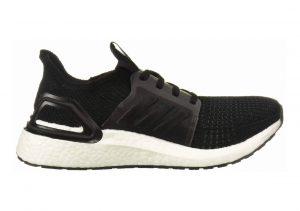 Adidas Ultra Boost 19 Black/Grey/Solar Orange