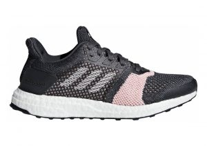 Adidas Ultra Boost ST Carbon/White/Grey