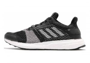 Adidas Ultra Boost ST Core Black/Silver Met/Carbon