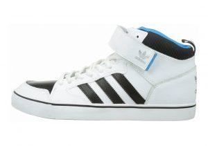 Adidas Varial Mid White/Black/SolarBlue
