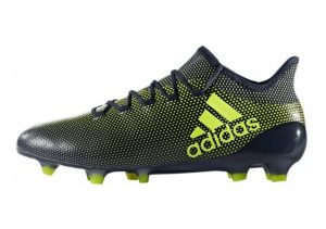 Adidas X 17.1 Firm Ground Black