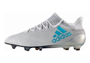 Adidas X 17.1 Firm Ground White