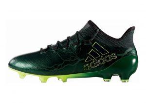Adidas X 17.1 Firm Ground Green