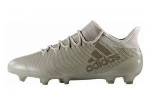 Adidas X 17.1 Firm Ground Beige