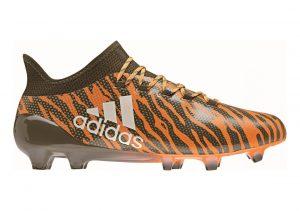 Adidas X 17.1 Firm Ground Orange