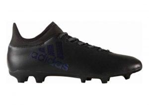 Adidas X 17.3 Firm Ground Black