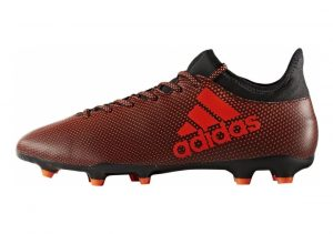 Adidas X 17.3 Firm Ground Red
