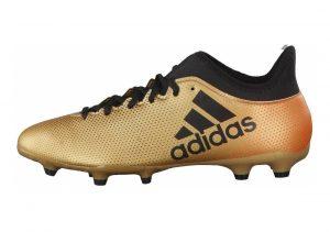 Adidas X 17.3 Firm Ground Gold