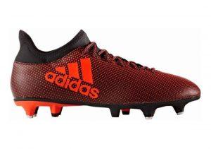 Adidas X 17.3 Soft Ground Red