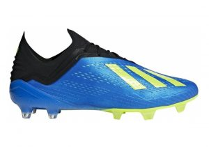 Adidas X 18.1 Firm Ground Blue