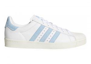 Adidas Superstar Vulc x Krooked  White