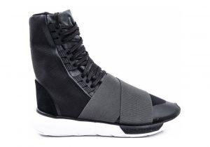 Adidas Y-3 Qasa Boot Black