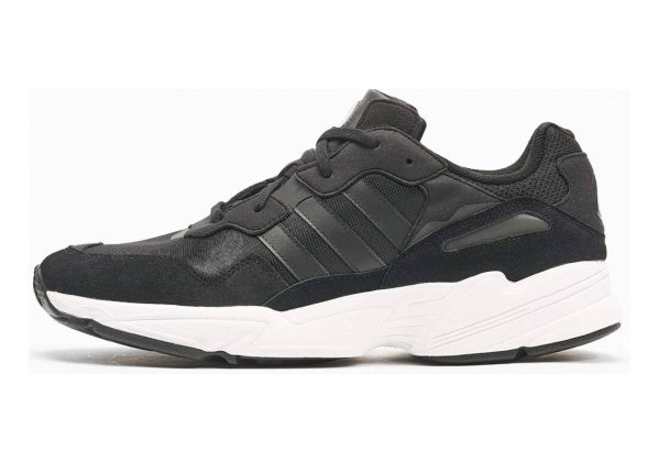 Adidas Yung-96  Black