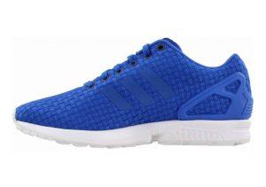 Adidas ZX Flux Woven Blue/Blue/Ftwhite