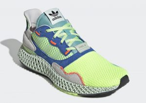 Adidas ZX 4000 4D Easy Mint