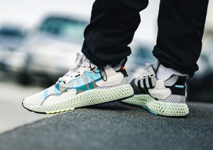 Adidas ZX4000 4D I Want I Can