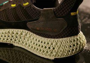 Adidas ZX 4000 4D Carbon