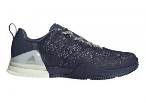 Adidas CrazyPower Trainer Blauw