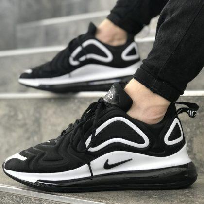 Nike Air Max 720 Black White