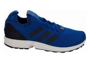 Adidas ZX Flux Primeknit Black;blue