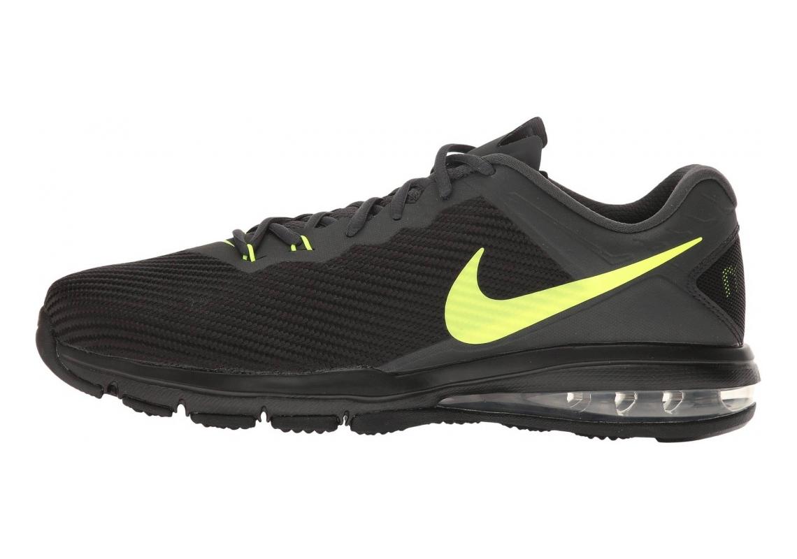 Nike Air Max Full Ride TR 1.5 Black/Volt