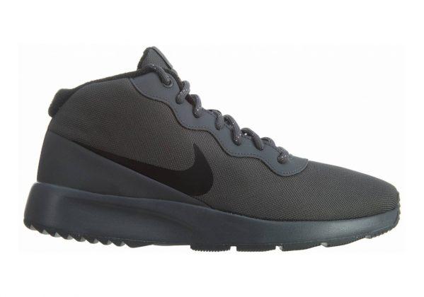 Nike Tanjun Chukka Dark Grey / Black - Green Glow