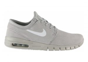 Nike SB Stefan Janoski Max L Matte Silver/Pure Platinum