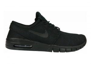 Nike SB Stefan Janoski Max Premium black photo blue white 004