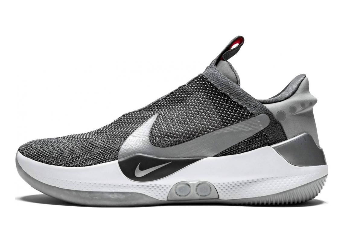 Nike Adapt BB dark grey, multi-color