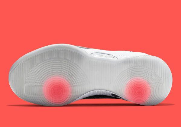 Nike Adapt BB Grey Red