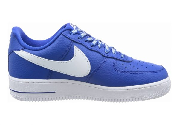 Nike Air Force 1 07 LV8 Blu (Game Royalwhite)